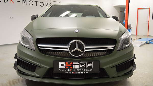 Mercedes A45 AMG Performance Foto 7