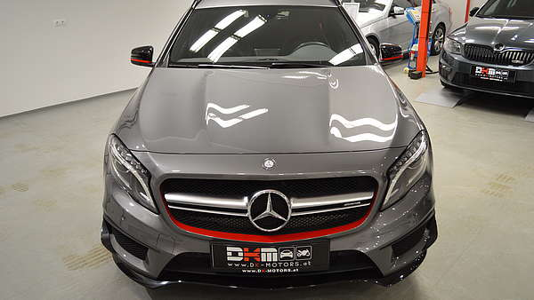 Mercedes GLA 45 AMG 4-Matic Edition 1 Foto 8