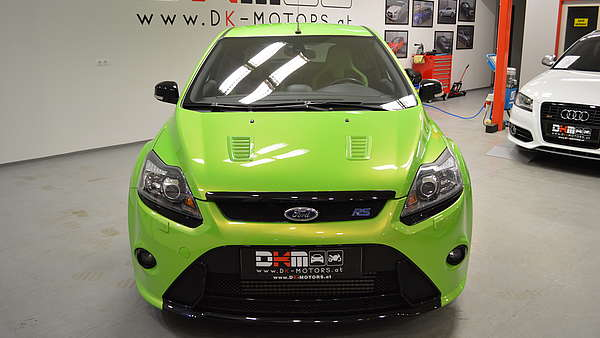 Ford Focus RS MK2 green Foto 7