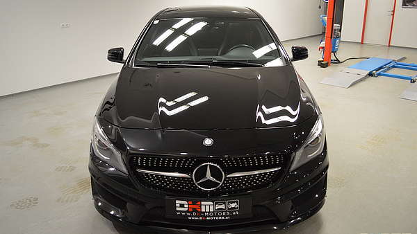 Mercedes CLA 220d Shooting Brake AMG Foto 7