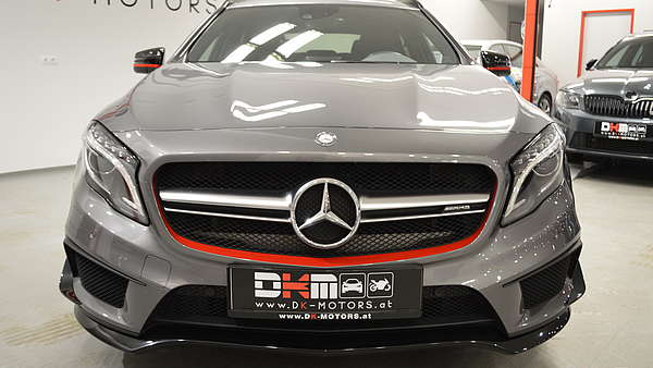 Mercedes GLA 45 AMG 4-Matic Edition 1 Foto 7