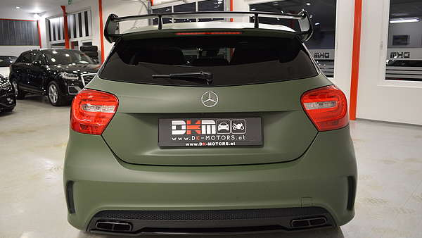 Mercedes A45 AMG Performance Foto 4