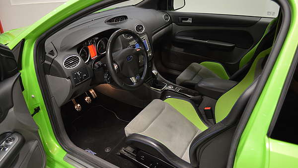Ford Focus RS MK2 green Foto 9