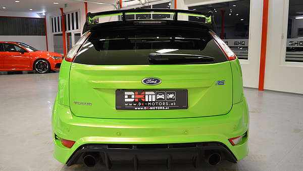 Ford Focus RS MK2 green Foto 4