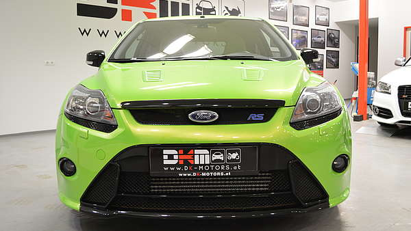 Ford Focus RS MK2 green Foto 8