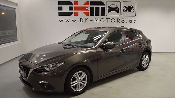 Mazda 3 G120 Attraction Foto 0