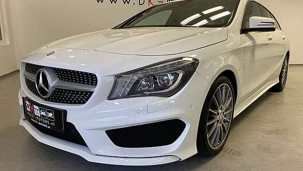 Mercedes CLA 250 4-Matic Shooting Brake AMG Line Foto 8