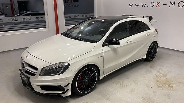Mercedes A45 AMG 4Matic Turbo Performance Foto 12