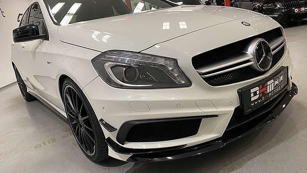 Mercedes A45 AMG 4Matic Turbo Performance Foto 7