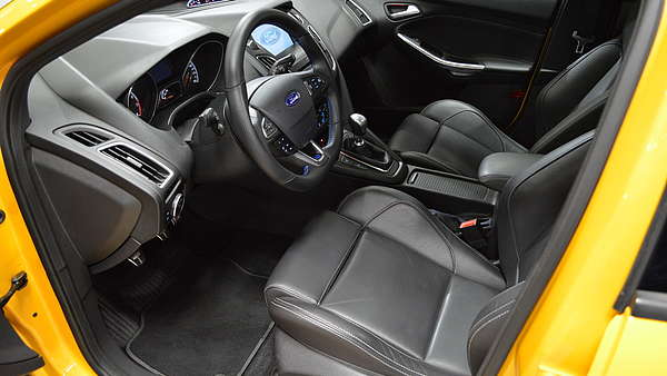 Ford Focus ST Foto 9