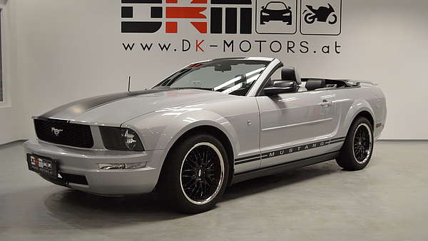 Ford Mustang Cabrio Foto 7