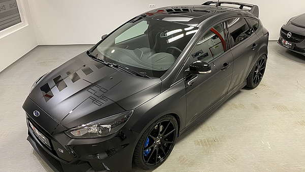 Ford Focus RS MK3 Individual Foto 10