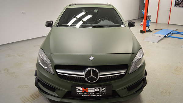 Mercedes A45 AMG Performance Foto 8