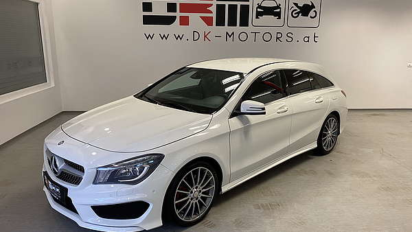 Mercedes CLA 250 4-Matic Shooting Brake AMG Line Foto 0