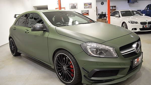 Mercedes A45 AMG Performance Foto 6