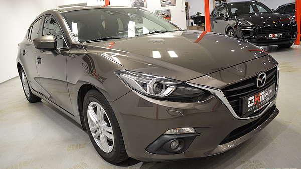 Mazda 3 G120 Attraction Foto 5