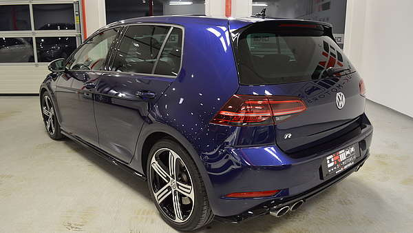 VW Golf 7R DSG Facelift Foto 2