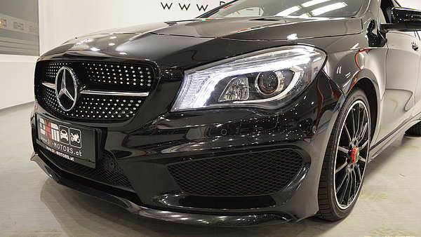 Mercedes CLA 220d Shooting Brake AMG Foto 8