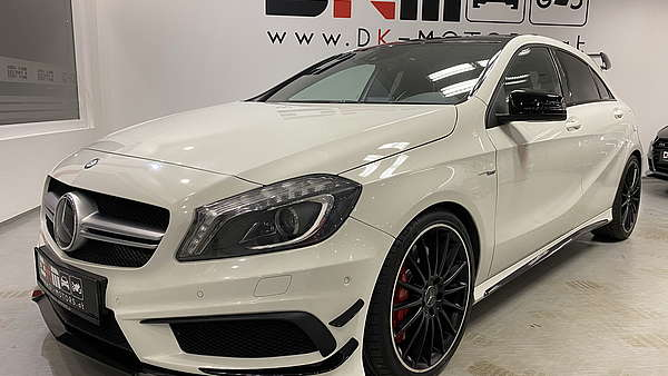 Mercedes A45 AMG 4Matic Turbo Performance Foto 9