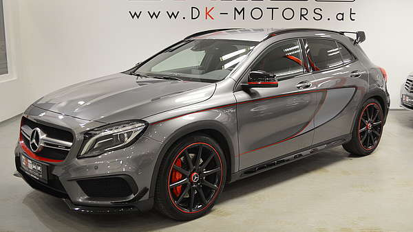 Mercedes GLA 45 AMG 4-Matic Edition 1 Foto 1