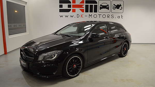 Mercedes CLA 220d Shooting Brake AMG Foto 0