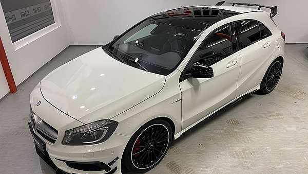 Mercedes A45 AMG 4Matic Turbo Performance Foto 11