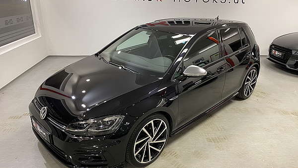 VW Golf 7R DSG 4Motion (Facelift) Foto 8