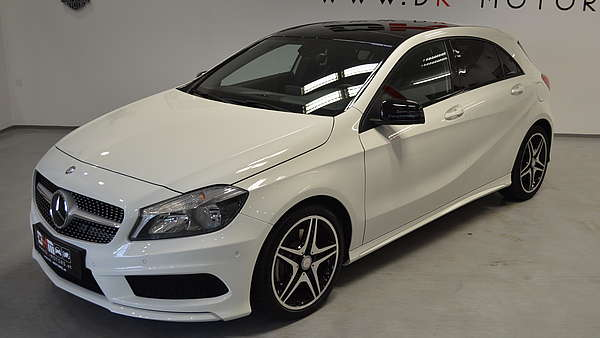 Mercedes A250 4-Matic AMG Foto 1