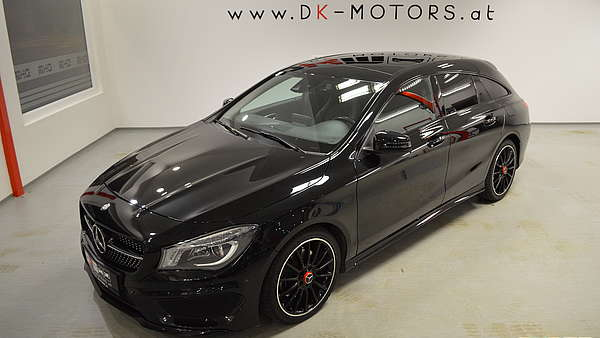 Mercedes CLA 220d Shooting Brake AMG Foto 10