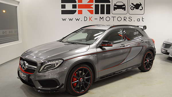 Mercedes GLA 45 AMG 4-Matic Edition 1 Foto 0