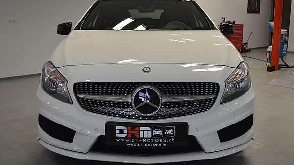 Mercedes A250 4-Matic AMG Foto 8