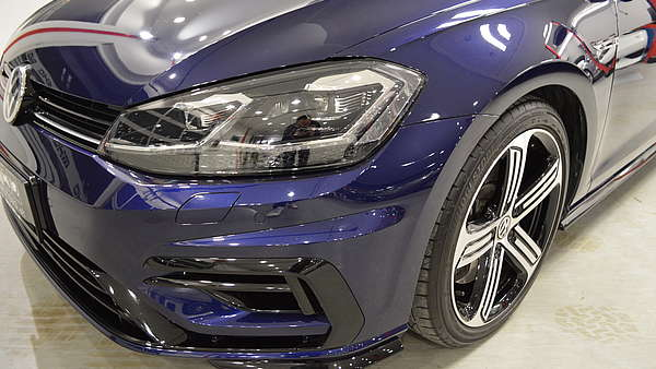 VW Golf 7R DSG Facelift Foto 7