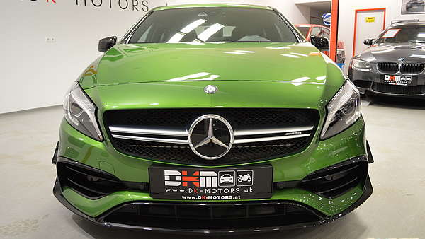 Mercedes A45 AMG Performance Facelift Foto 7