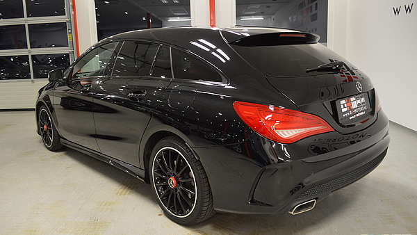 Mercedes CLA 220d Shooting Brake AMG Foto 2