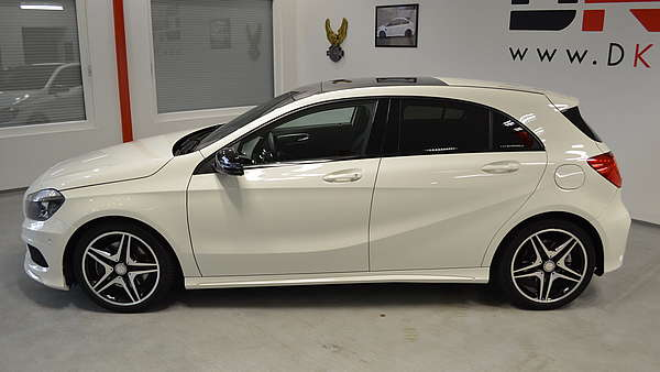 Mercedes A250 4-Matic AMG Foto 2