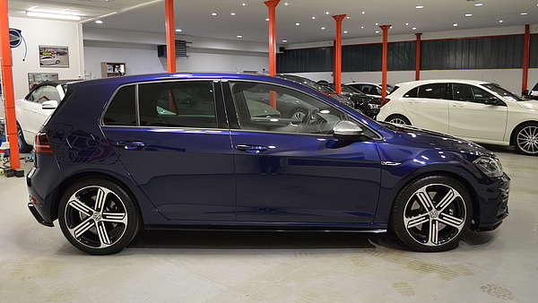 VW Golf 7R DSG Facelift Foto 4
