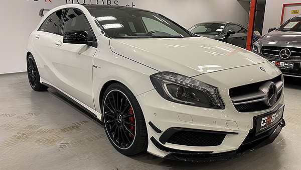 Mercedes A45 AMG 4Matic Turbo Performance Foto 17