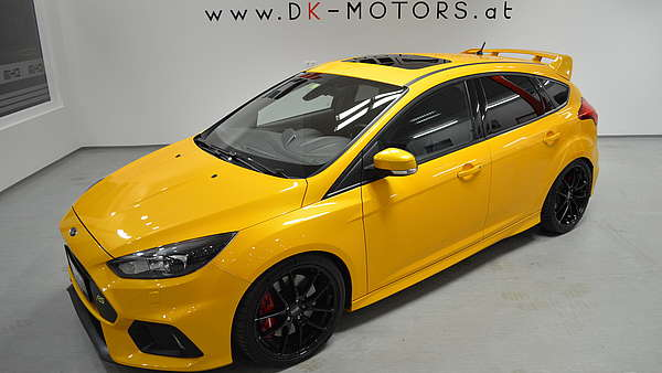 Ford Focus ST Foto 8