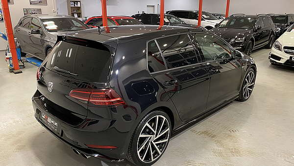 VW Golf 7R DSG 4Motion (Facelift) Foto 13