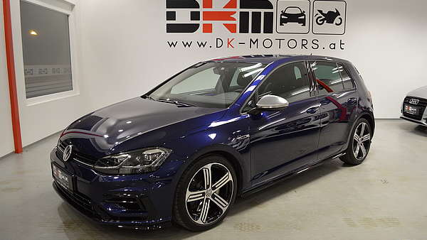 VW Golf 7R DSG Facelift Foto 0