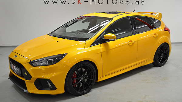 Ford Focus ST Foto 1