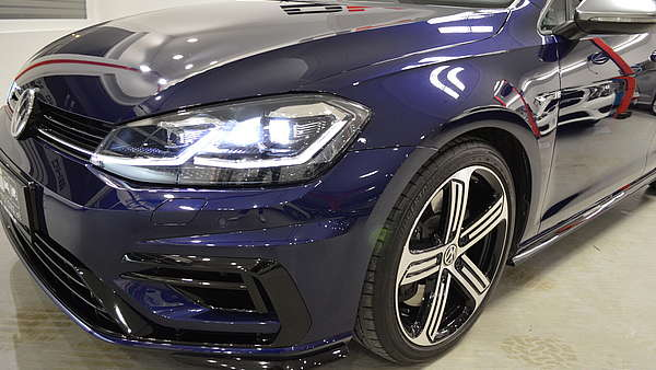 VW Golf 7R DSG Facelift Foto 8