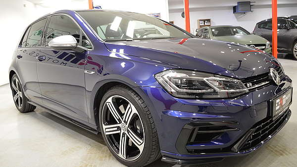 VW Golf 7R DSG Facelift Foto 5