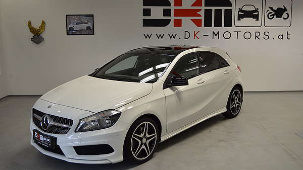 Mercedes A250 4-Matic AMG Foto 0