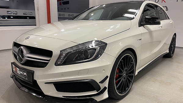 Mercedes A45 AMG 4Matic Turbo Performance Foto 19