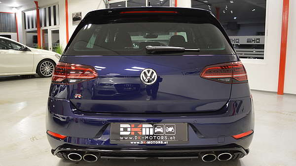 VW Golf 7R DSG Facelift Foto 3
