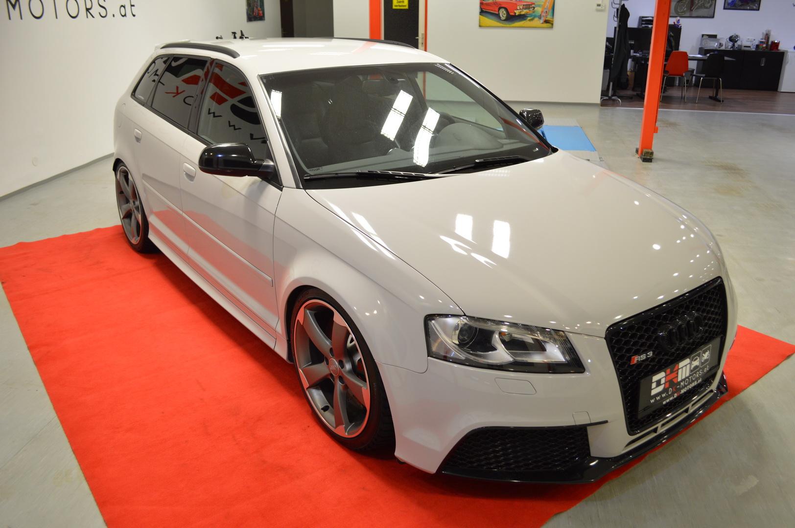 Audi RS3 8P ABT   DK Motors