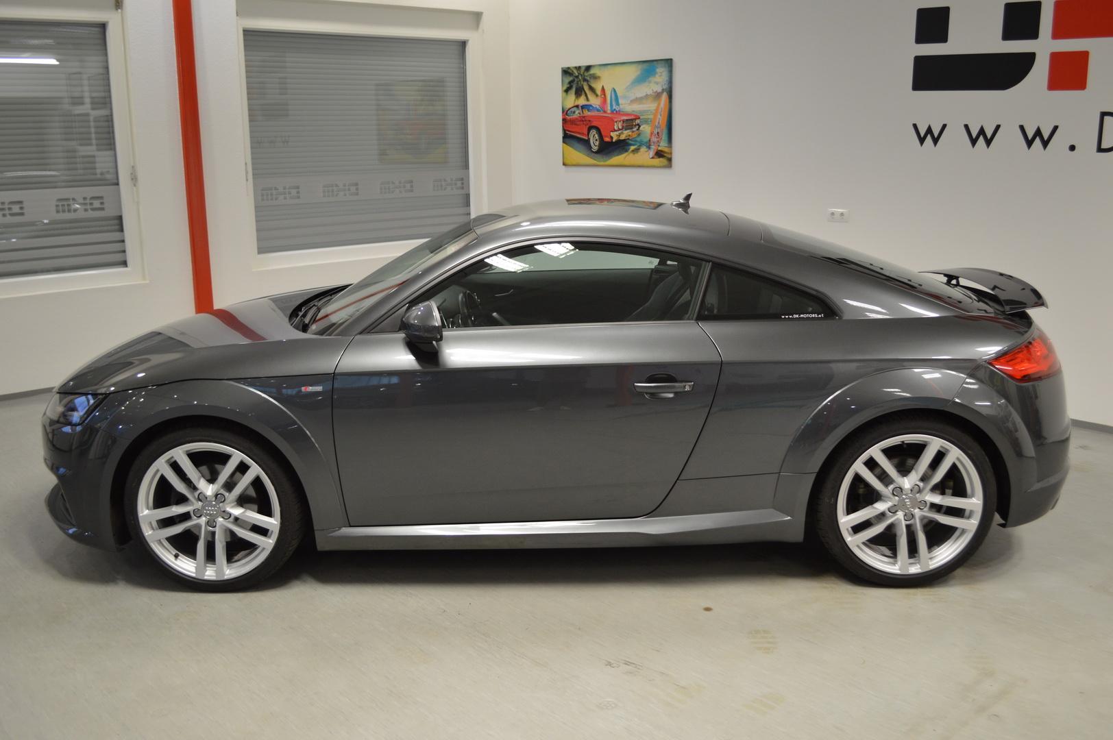 Audi Tt 8s S Line Grau Dk Motors